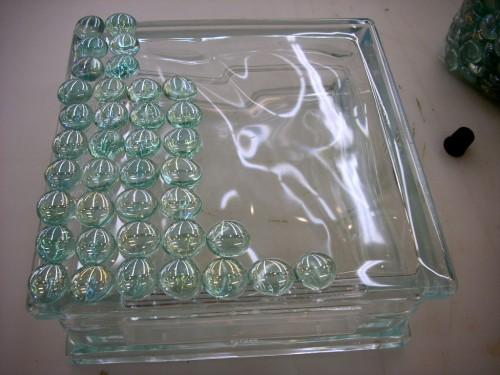 Krafty Blok - Glass Block Craft for Home Decor