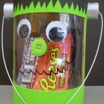 Halloween Treat Tote - Frankenstein Treat Tote