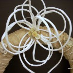 Paper Twist Wreath