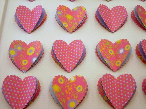 Valentine's Day Craft: Heart Art