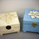 2 Keepsake Box Gifts to Make – 1 for Christmas and 1 for Every Day