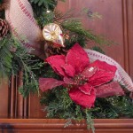 Video- How to Decorate a Store Bought Christmas Garland
