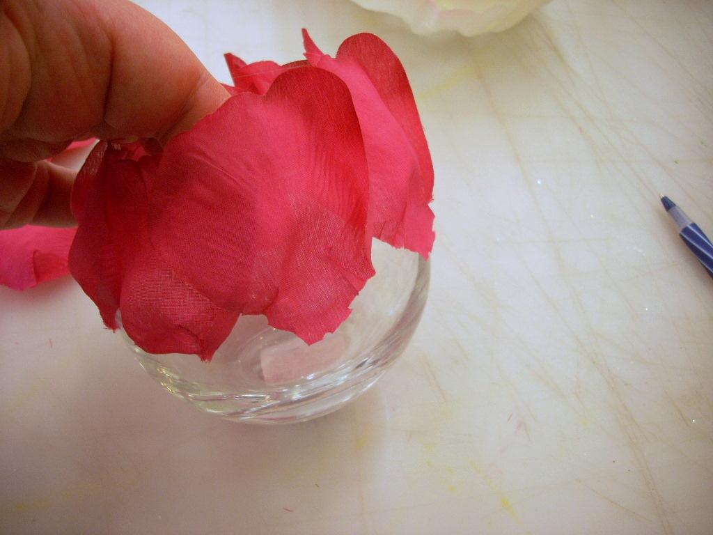 After the Wedding Ivy Bowls - Hydrangea Leaf Bowls
