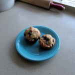 Recipe: Blueberry Cornmeal Muffins - No White Sugar and No Fat