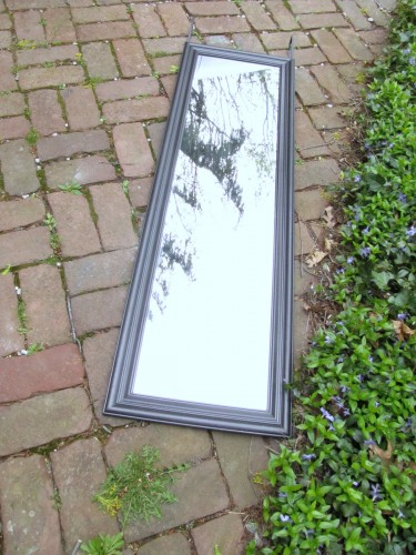 Upcycle a Full Length Mirror