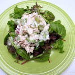 Recipe: Lite Chicken Salad