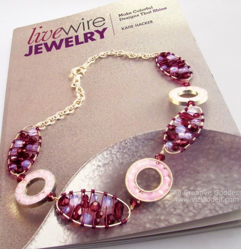 Book Review: LiveWire Jewelry by Katie Hacker