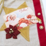 Christmas Crafts: Fabric Gift Bag