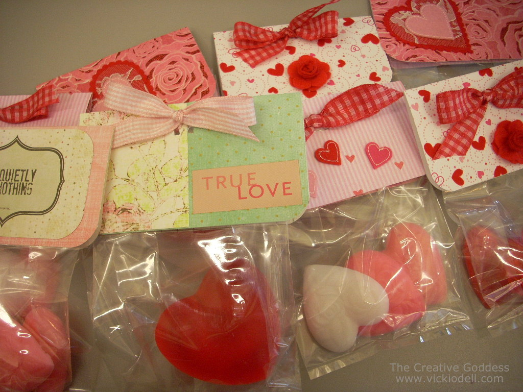 Valentine S Day And Soap Making