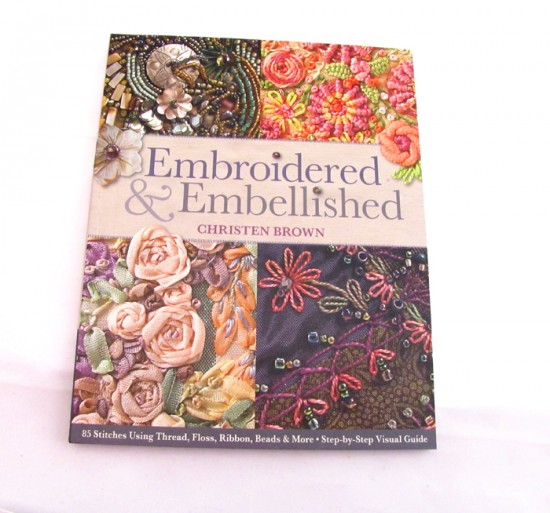 Embroidered and Embellished