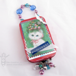 Christmas Gift Card Tin and Ornament