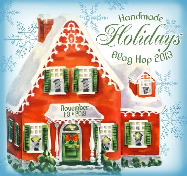 Handmade Holidays Blog Hop