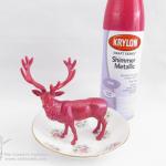 Reindeer Trinket Dish