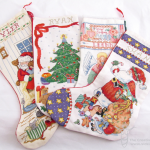 Craft Legacy: Cross Stitch Christmas Stockings