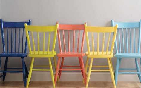 DIY Home Decor Projects with Krylon