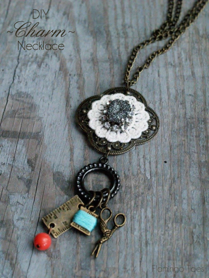 Fabulous Friday 8 Easy Diy Jewelry Tutorials For Spring