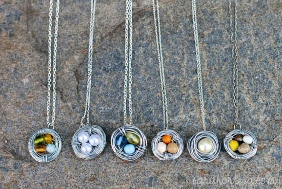 Fabulous Friday: 8 Easy DIY Jewelry Tutorials for Spring