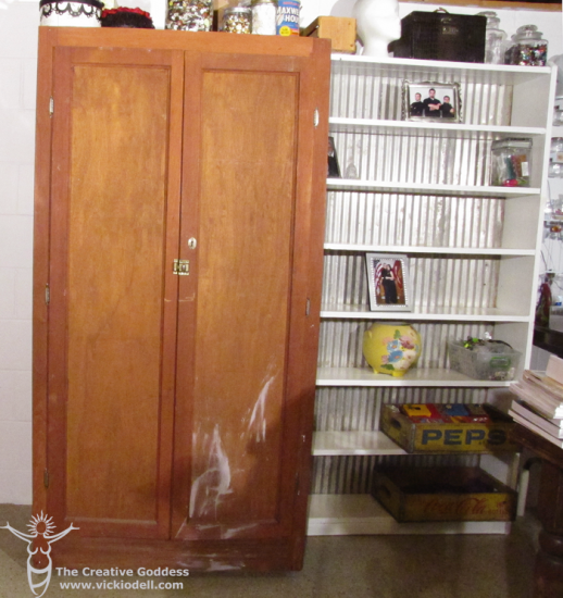 Studio Cupboard Makeover