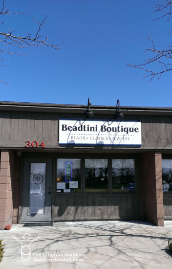 Bead Shop Haul - Beadtini Boutique