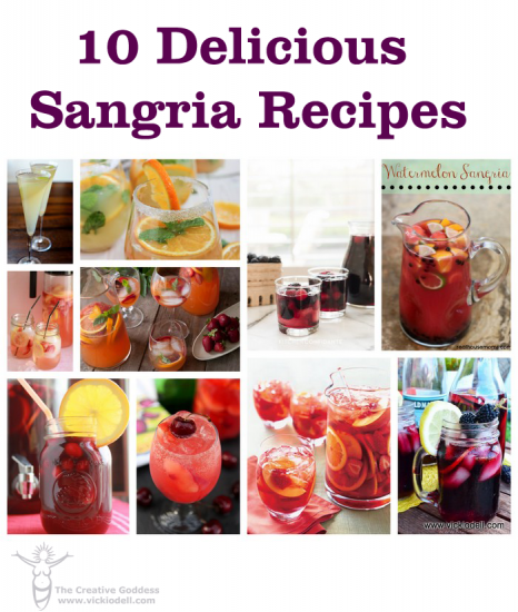 ve been experimenting with different Sangria recipes the past two ...