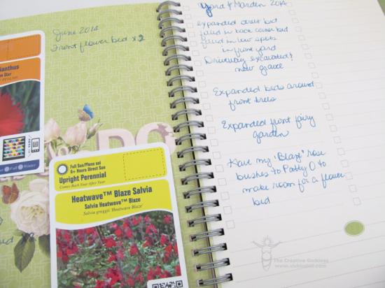 Smashbook Garden Journal