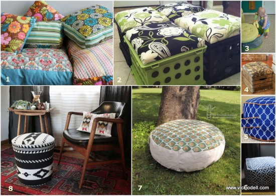 8 DIY Seating Projects to Make