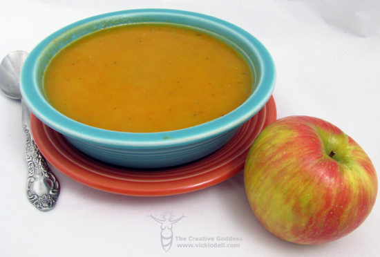 Butternut Squash Soup - Sweet or Savory