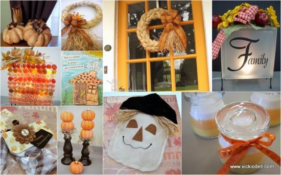 Top 10 Fall Crafts