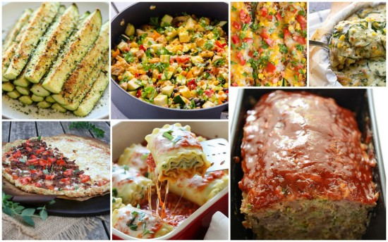 Extraordinary Zucchini Recipes