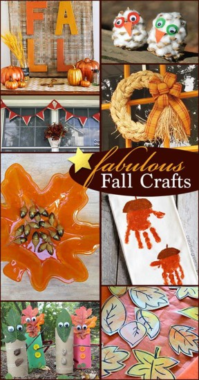 Fabulous Fall Crafts