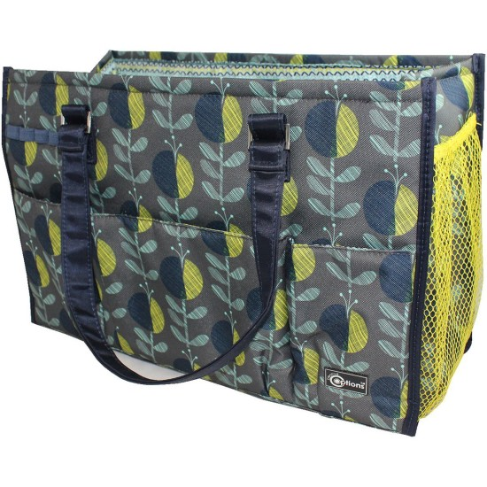 Holiday Gift Guide for the Crafter - Creative Options 5 Pocket Knitting Tote