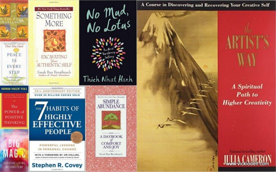National Book Month Meets New Years Resolutions  Self Help Books