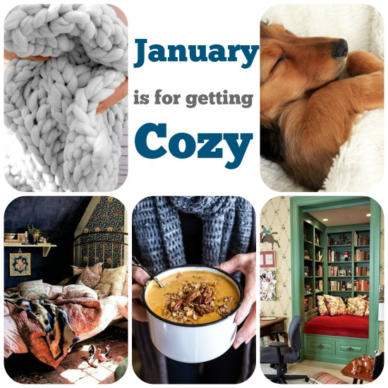 One Little Word for January – Cozy