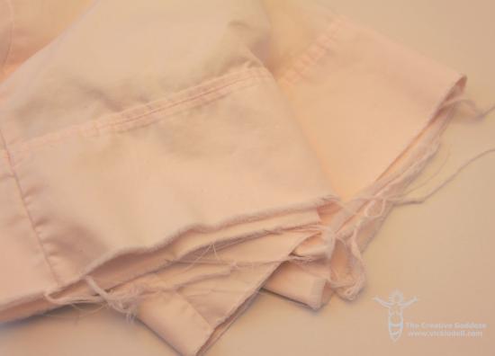 Shredded Pillowcases