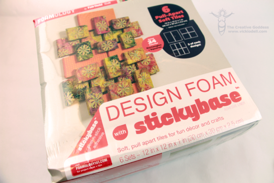 Sticky Back Design Foam