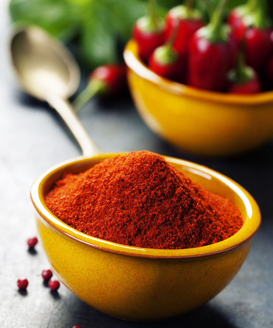 Herb of the Month - Paprika