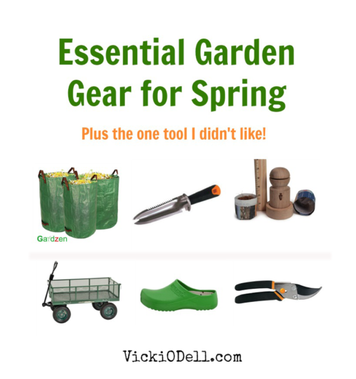 Essential Garden Tools for Spring