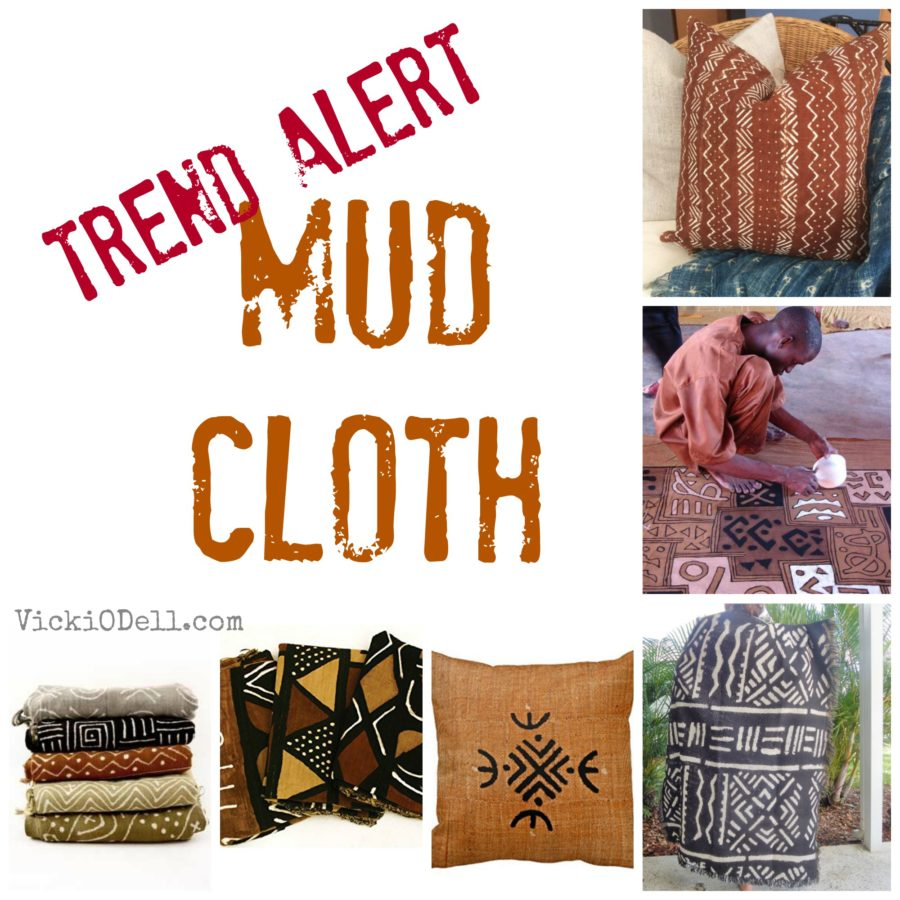Trend Alert: Mud Cloth