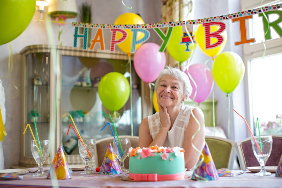 Birthdays After 50