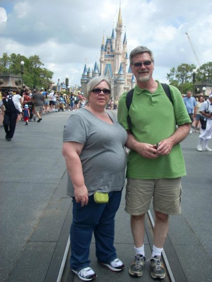 Making Time for Your Health in Midlife - Disney World 2012