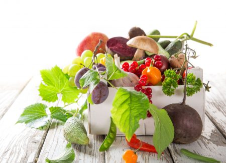 Ohio Seasonal Produce - Early Fall